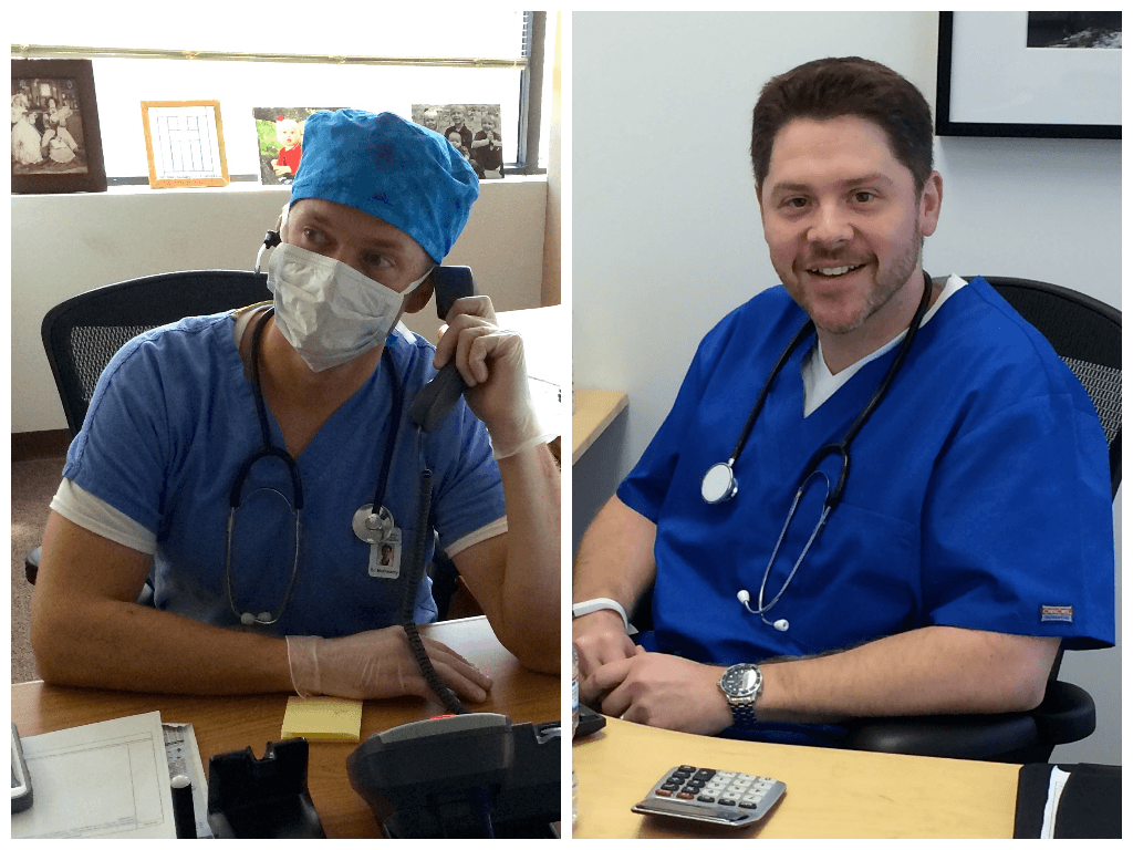 Paging Dr. John and Dr. Rick... Who Wore it Best?