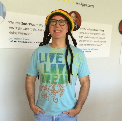 Eric Pulaski, Chief Executive Rasta Mon