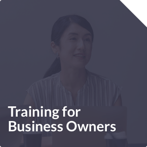 Training Business Owners